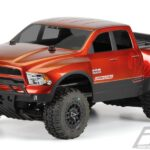 2013 RAM 1500 True Scale Clear Body*