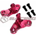 Aluminum Castor Mount 20 degree for Sakura D4- Pink*