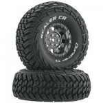 Duratrax Scaler 1.9″ Crawler Tires in C3 Compound Mounted*