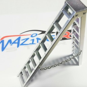 Scale Accessory-  Aluminum Ladder Long+