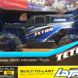 LaTrax Teton Monster 1/18 Scale Electric Truck- 2.4GHz