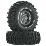 Duratrax Deep Woods 1.9″ Scale/Crawler Tires C3 Mounted.*