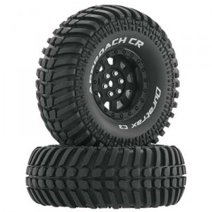 Duratrax Approach 1.9″ Scale/Crawler Tires in C3 Mounted*