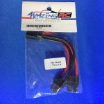 Traxxas Parallel Splitter Connector (1Fem to 2Male)+