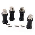 17mm Wheel Spacer Widener extension 20mm for CC01 AX10 SCX10 (4 pcs)