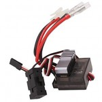 320A Brush ESC (Electronic Speed Controller) with Forward, Reverse & Brake*