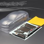 Ford Mustang Boss 302 Body Shell 195mm +