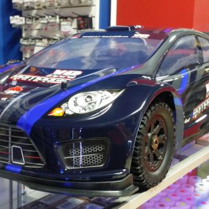 Rampage XR EP Pro 1/5 Scale 4WD Electric Brushless Rally Car