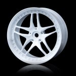 White FB wheel (+3) – 4 pcs*