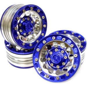 1.9 Size Billet Machined Alloy 12H Wheel (4) High Mass Type+