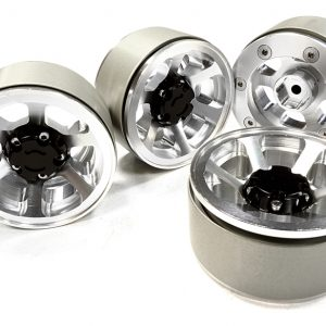 1.9 Size Billet Machined Alloy 6 Spoke Wheel (4) High Mass Type*