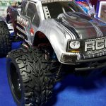 Volcano EPX PRO 1/10 Scale Electric Brushless Monster Truck- Silver
