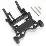 TRA3678- Wheelie Bar Assembly Stmpd/Rstlr/Bndt*