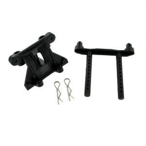 BS810-005 – Upper Shock Mount and Body Post*