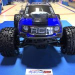 Volcano EPX 1/10 Scale 4WD Electric Brushed Monster Truck