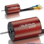 QUICRUN 2435 Burshless Motor 4500kv 2 Pole G2