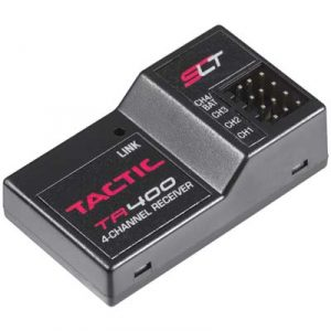 4Ch 2.4GHz Receiver Only