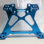 Aluminum Rear Shock Tower for 1/10 Traxxas Slash 4×4
