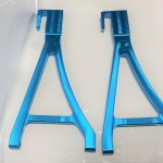 Front Lower Suspension Arm for Traxxas E-REVO (Blue)*