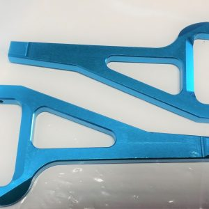 Aluminum Front Upper Suspension Arm for Traxxas E-REVO (Blue)*