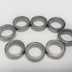 Ball Bearing for AXIAL SCX10 15*10*4*