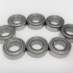 Ball Bearings for AXIAL SCX10 16*8*5*