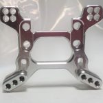 Aluminum Front Shock Tower for Axial Yeti 1 Piece (Silver)*