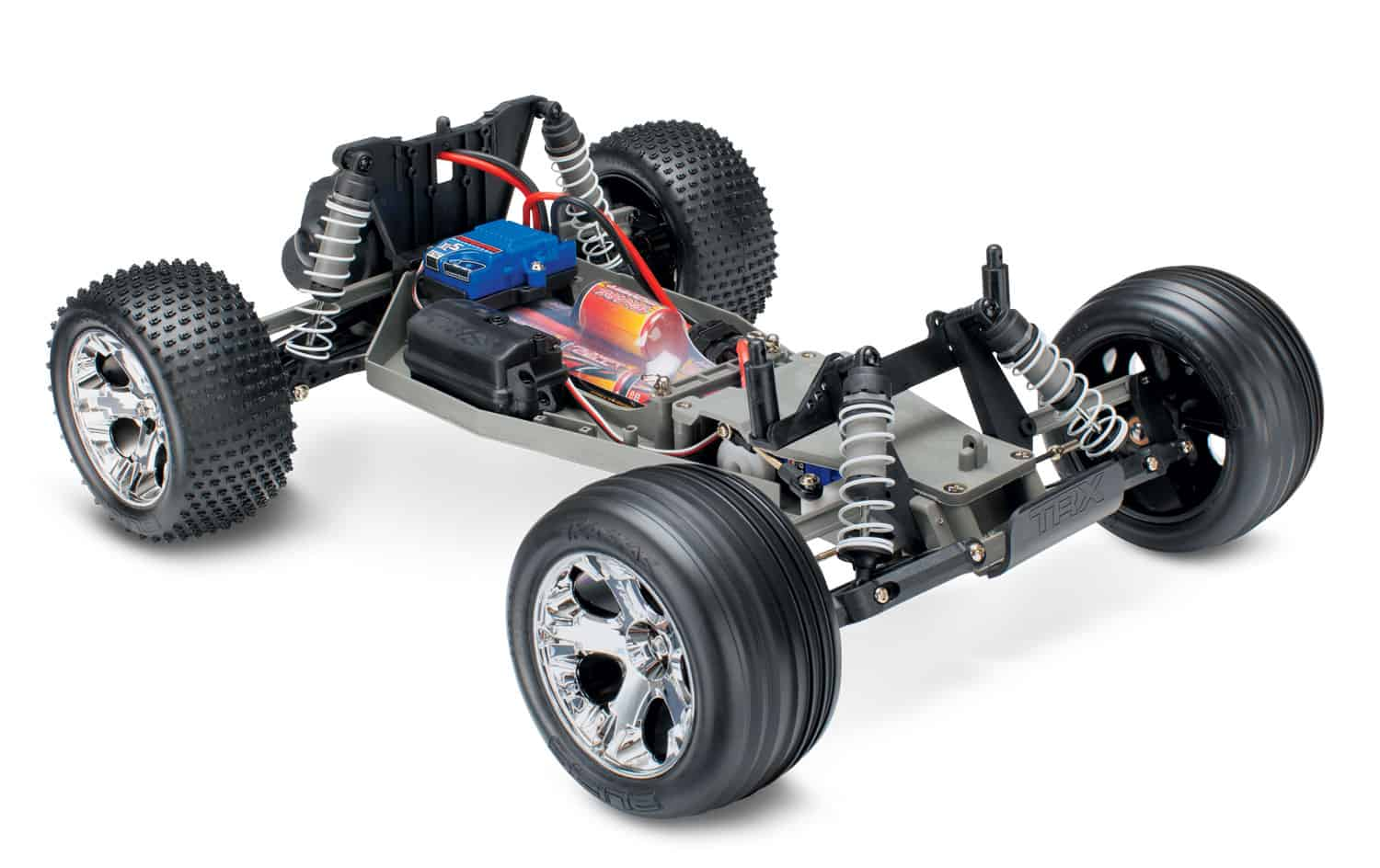 Traxxas Rustler Xl 5 1 10 Stadium Truck Rtr 2wd W Battery And Additionally Slash 4x4 Slipper Clutch On Parts Diagram Charger