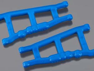 80705- Front/Rear Arms Blue Slash Stampede 4X4*