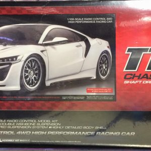 Tamiya NSX RC TT-02 4WD Shaft Drive 1/10  On Road