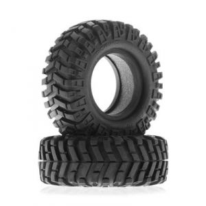 Prowler XS Scale 1.9 Tires for Scale Crawler- Set of 2 Black*