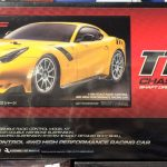 Tamiya TT-02 RC Ferrari F12 TDF Assembly Kit -Incl. Motor + ESC