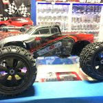 Terremoto V2 1/8 Scale Brushless Electric Monster Truck – Red