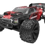 Shredder 1/6 Scale 4WD Brushless Electric Monster Truck