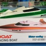 SONIC 19 High- Speed Brushed 30km/h Racing Boat