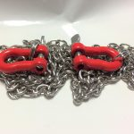 Scale Accessories – Chain with Red Buckle*