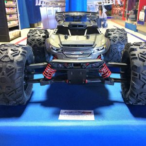 Team Redcat™ TR-MT8E Monster Truck 1/8 Scale Brushless Electric