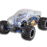 Rampage MT PRO  V3 4WD Truck 1/5  Scale 32cc Gas Powered