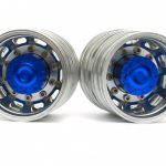 1/14 Tractor Trucks Rear Wheels Double Attached (2)+