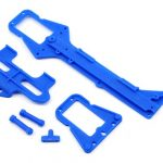 TRA7523- Traxxas LaTrax Upper Chassis & Battery Hold Down Set