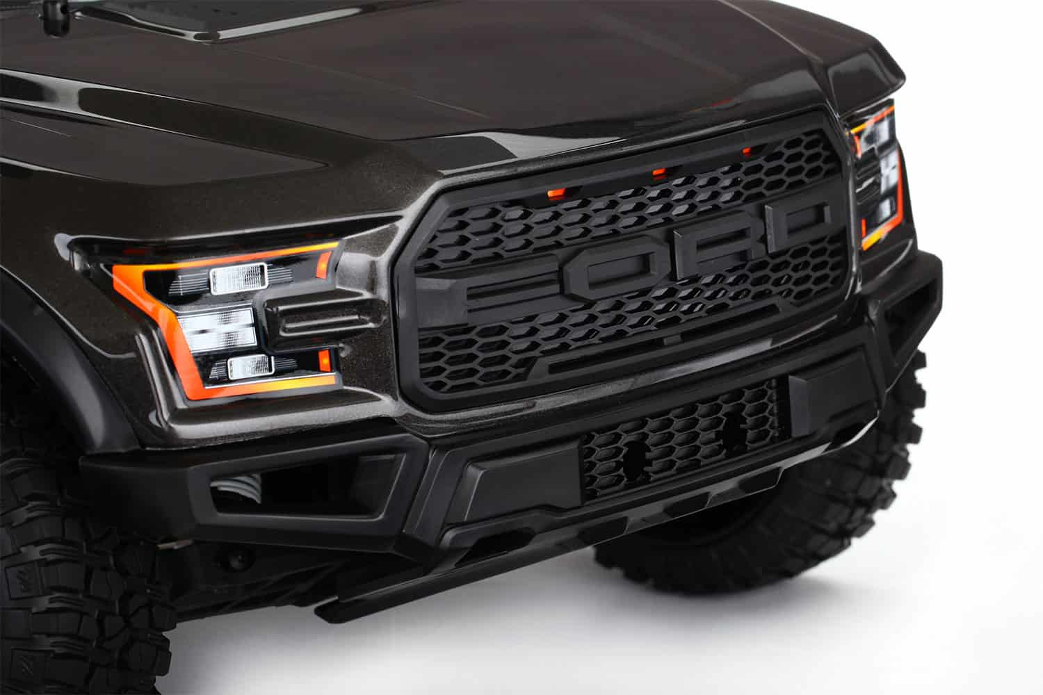 traxxas 2017 ford raptor 1 10 rtr 2wd truck w battery and. Black Bedroom Furniture Sets. Home Design Ideas