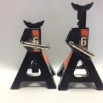 6 Ton Scale Lifting Jack (2 pcs/set) Black+