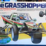 Tamiya – The Grasshopper Kit – Candy Green Edition