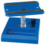 Pit Tech Deluxe Car Stand Blue*