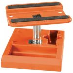 DuraTrax Pit Tech Deluxe Car Stand Orange+