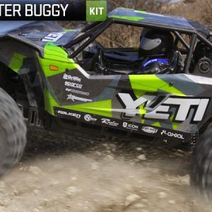 Axial Yeti XL™ Monster Buggy 1/8th Scale Electric 4WD Kit