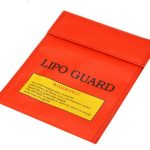 Lipo Safe Bag – 230*300 MM – Red*