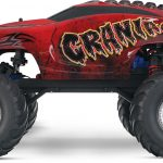 Traxxas Craniac™ 1/10 Scale RTR 2WD Monster Truck