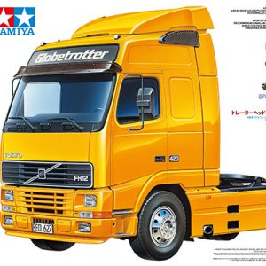 RC 1/14 Scale Volvo FH12 Globetrotter 420 Kit