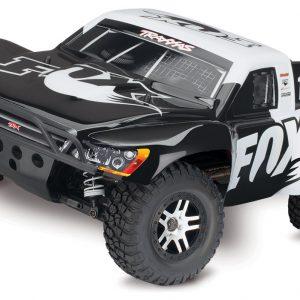 Traxxas Slash 4X4 Brushless 1/10 4WD RTR Short Course Truck Fox